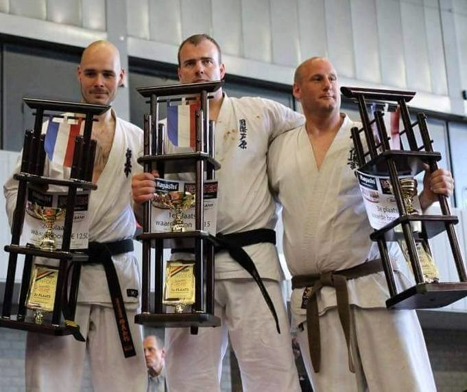 AIKO Success at NFCKO Karate Championship