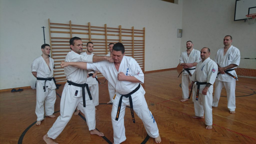 AIKO Kata Master Seminar and Award Ceremony in Hungary