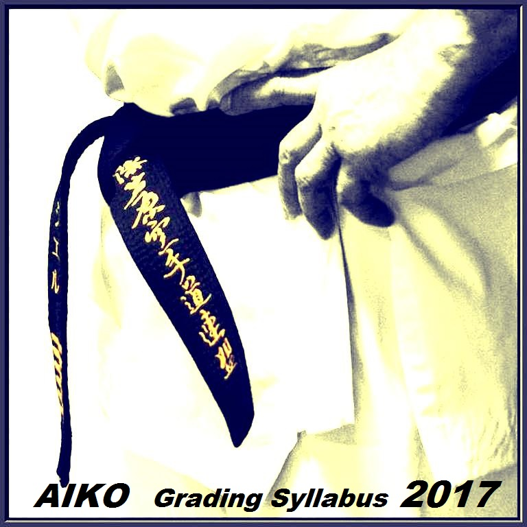 Updated Kata Syllabus and Renewed Grading Syllabus