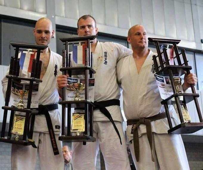 Ashihara international karate